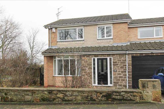 Thumbnail Detached house for sale in Twyford Close, Parkside Grange, Cramlington
