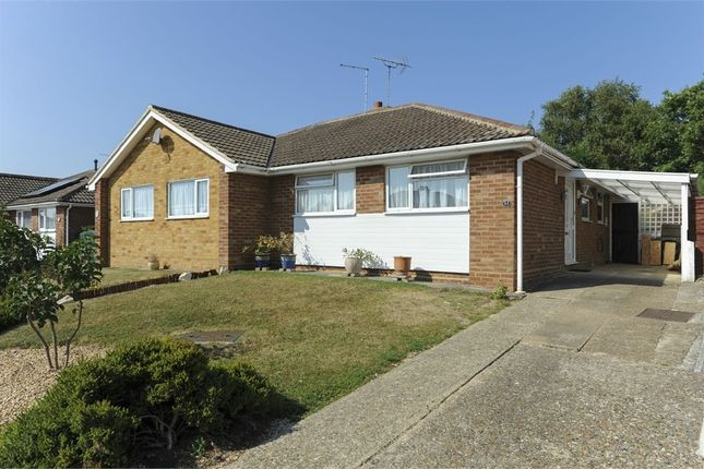 Thumbnail Semi-detached bungalow for sale in Streetfield, Herne, Herne Bay, Kent