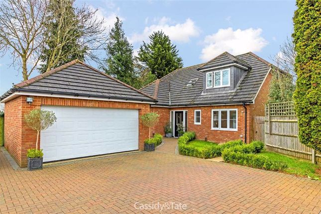 Thumbnail Detached house for sale in The Rise, St Albans, Hertfordshire
