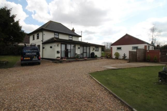 Thumbnail Detached house for sale in Strumpshaw, Norwich, Norfolk