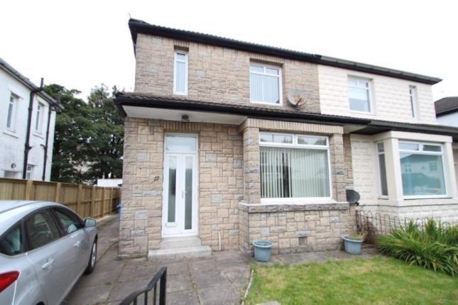 Thumbnail Semi-detached house for sale in Braidfauld Place, Glasgow, Lanarkshire