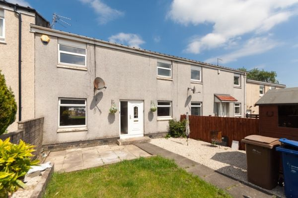 Thumbnail Terraced house for sale in Moorburn Place, Linwood, Paisley