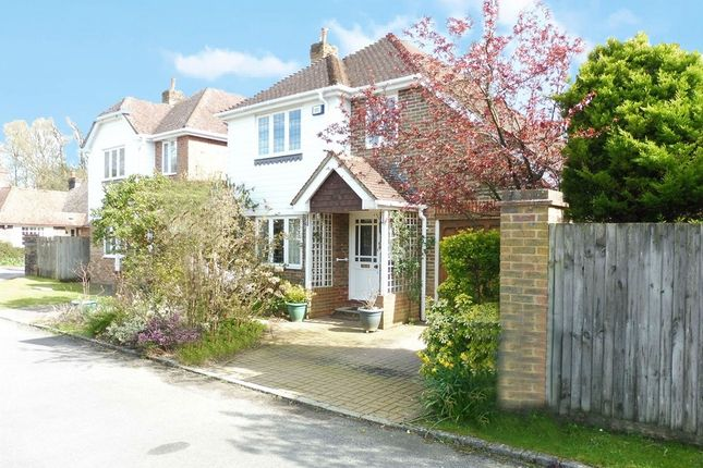 Thumbnail Link-detached house for sale in Beaconsfield Road, Chelwood Gate, Haywards Heath
