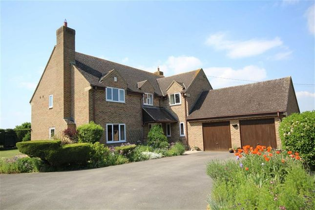 Thumbnail Detached house for sale in Steppingstones Lane, Bourton, Wiltshire