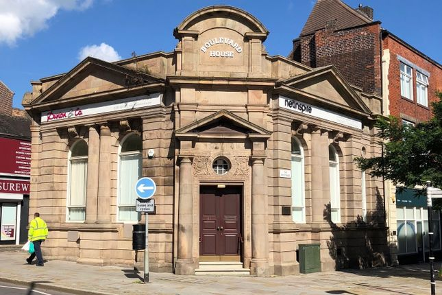 Thumbnail Office for sale in Boulevard House, 160 High Street, Tunstall, Stoke-On-Trent, Staffordshire