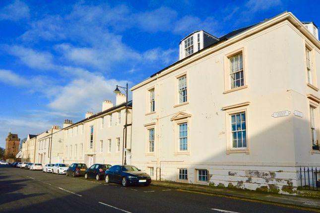 Thumbnail Maisonette for sale in Cassillis Street, Ayr