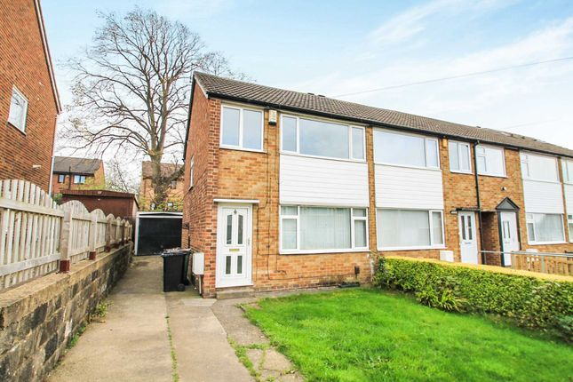 Thumbnail End terrace house to rent in Barker Place, Bramley, Leeds