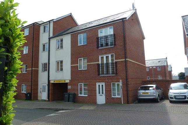 Thumbnail Flat to rent in Tower Road, Erdington, Birmingham