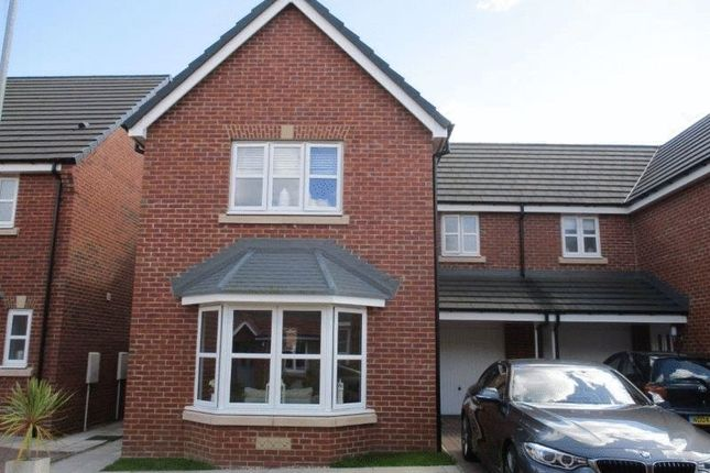 Thumbnail Semi-detached house for sale in Ark Rise, Blyth