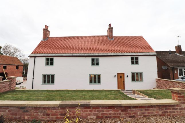 4 bed detached house for sale in Main Street, Kirton, Newark NG22