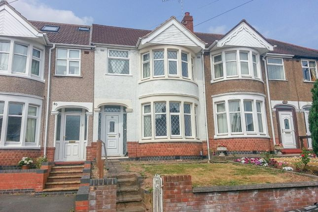 Thumbnail Terraced house to rent in Dallington Road, Coventry