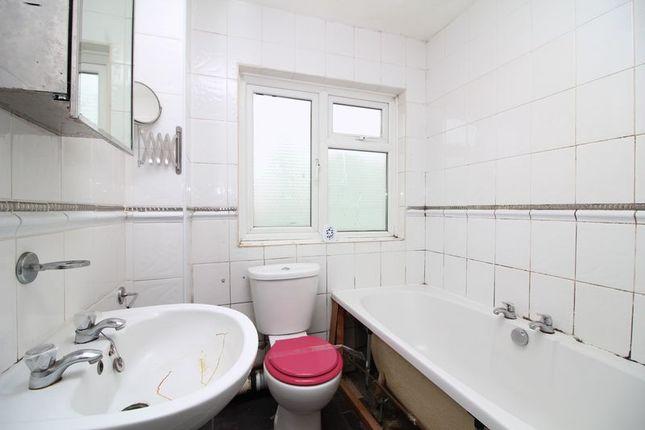 Bathroom of Heol Treferig, Beddau, Pontypridd CF38