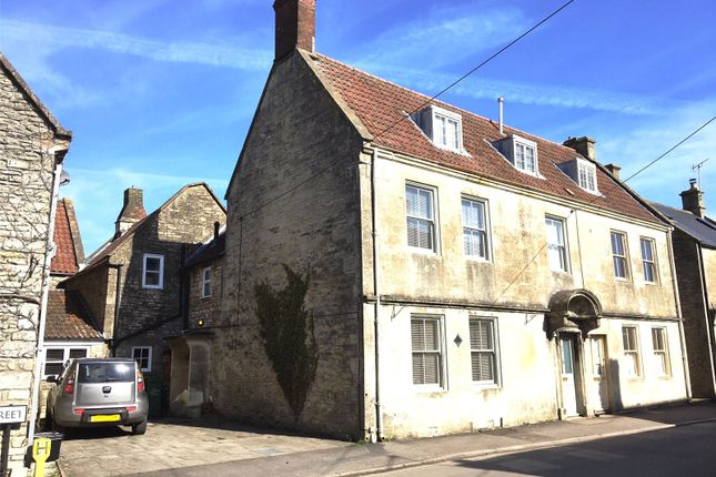 Thumbnail Semi-detached house for sale in High Street, Colerne, Wiltshire