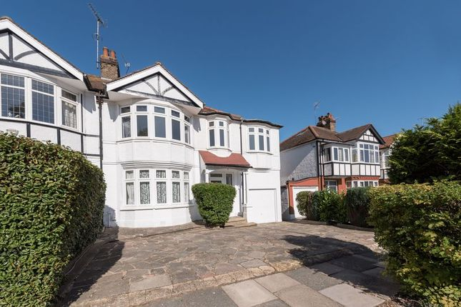 Thumbnail Semi-detached house for sale in Wynchgate, London