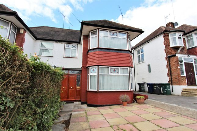 Thumbnail Semi-detached house to rent in Shamrock Way, Southgate