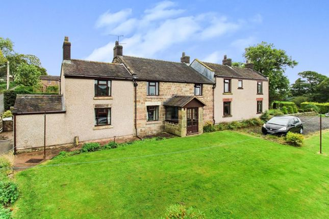 Thumbnail Detached house for sale in Ball Lane, Brown Edge, Staffordshire