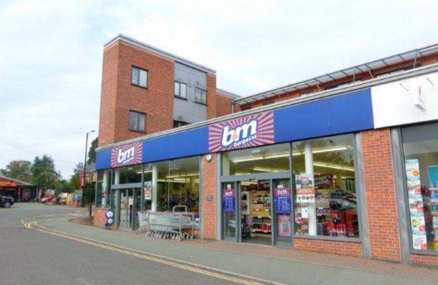 Thumbnail Retail premises to let in B & M Bargains, Unit 3, Frogmore Road, Market Drayton, Shropshire