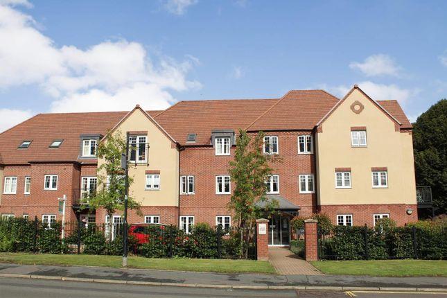 Thumbnail Flat for sale in Copthorne Road, Shrewsbury, Shropshire