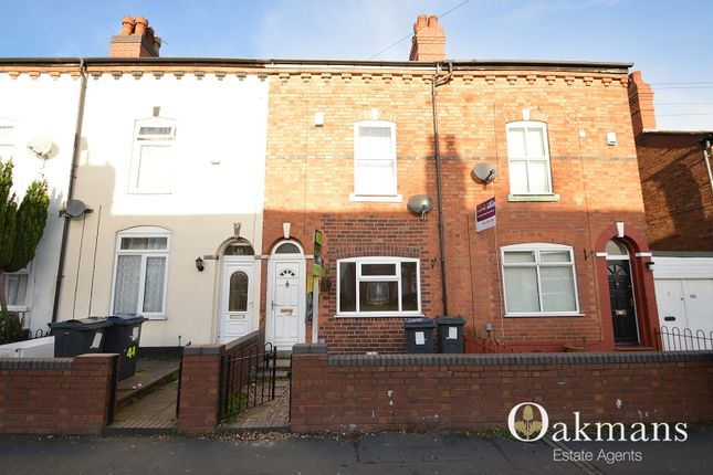 Thumbnail Terraced house to rent in St. Stephens Road, Selly Oak, Birmingham, West Midlands.