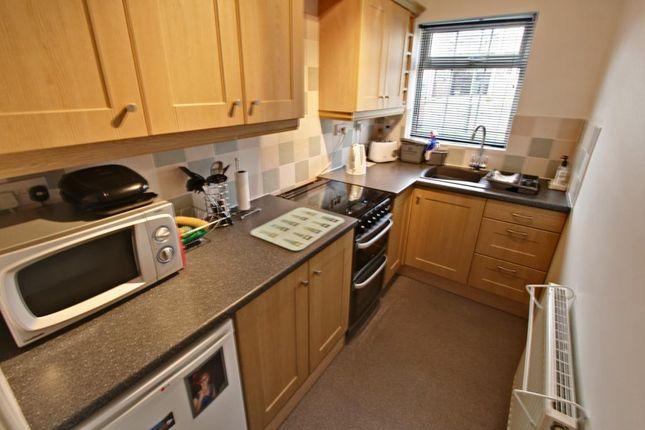 Thumbnail Flat to rent in Martin Court, Eckington, Sheffield