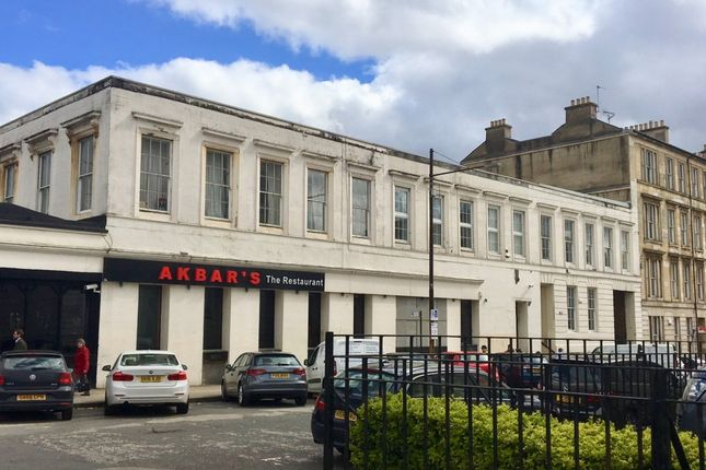 Thumbnail Flat to rent in 1/2 32 Granville Street, Glasgow, Glasgow