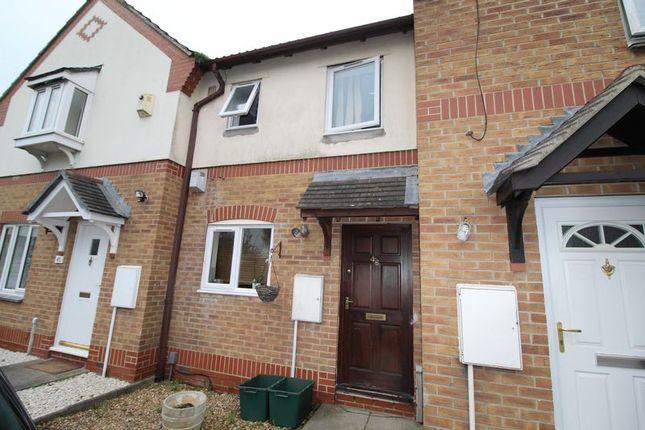 Front Of House of Honeysuckle Close, Bradley Stoke, Bristol BS32