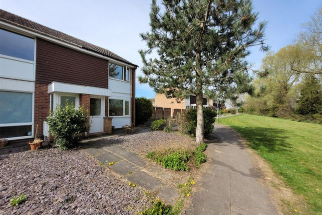 Thumbnail 2 bed semi-detached house to rent in Nursery Close, Shepshed, Leicestershire