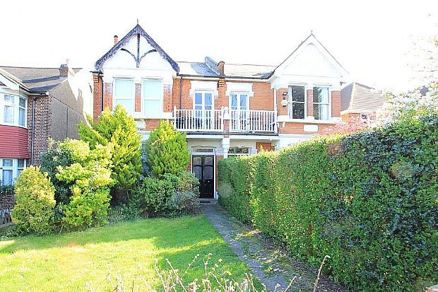 Thumbnail Semi-detached house for sale in Falmouth Avenue, London, London