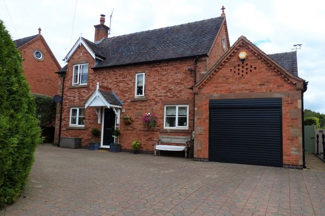 Thumbnail Detached house for sale in Mill Lane, Ellastone