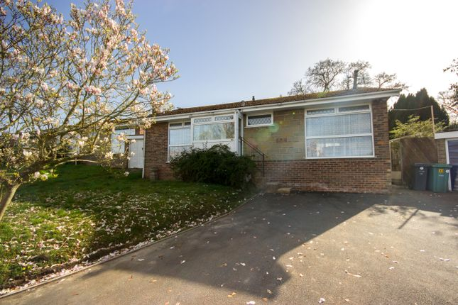 Thumbnail Detached bungalow for sale in Sylvan Avenue, East Cowes, Isle Of Wight