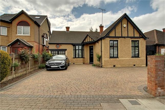 Thumbnail Detached bungalow for sale in Coles Green Road, London