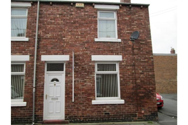 Thumbnail End terrace house to rent in 14 Pine Street, Chester Le Street, Durham