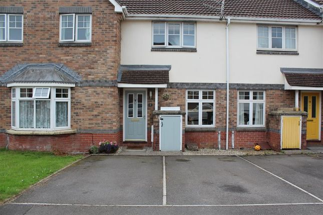 Thumbnail Terraced house for sale in 12 Stryd Hywell Harris, Ystrad Mynach, Hengoed