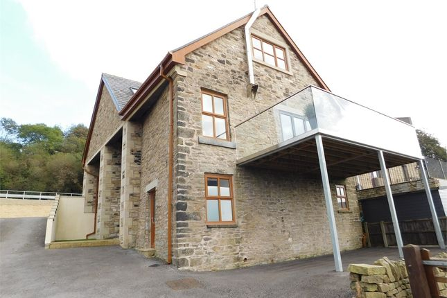 Thumbnail Detached house for sale in Manchester Road, Ramsbottom, Bury, Lancashire