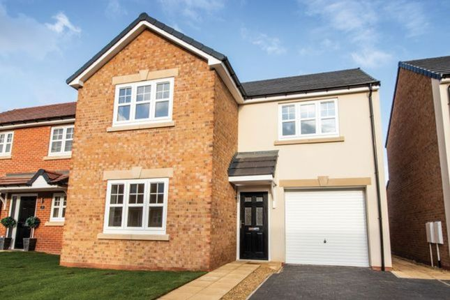 Thumbnail Detached house for sale in Liberty Park, Hartlepool