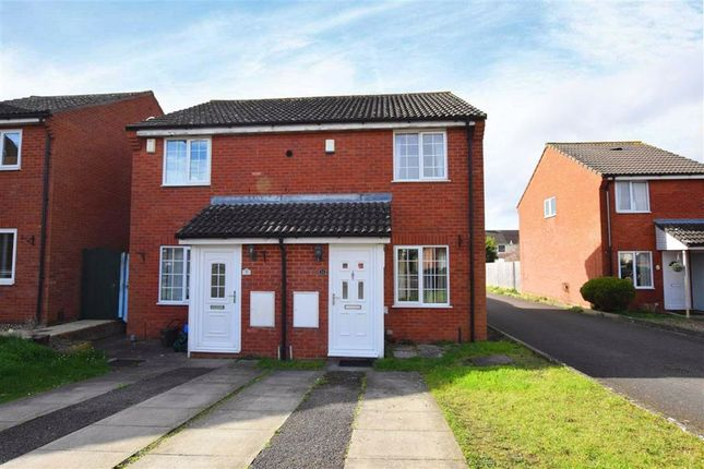 Thumbnail Semi-detached house for sale in Sisson End, Longlevens, Gloucester