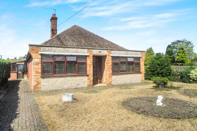3 bed detached bungalow for sale in Kenwood Road, Heacham, King's Lynn