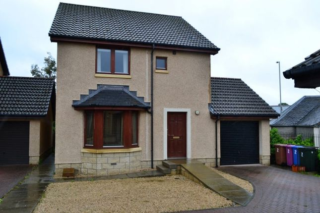 Thumbnail Detached house for sale in 2 Iowa Gardens, Forres