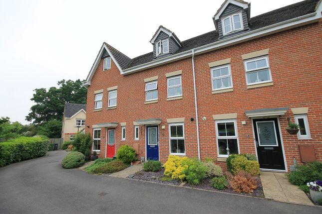 Thumbnail Town house for sale in Kings Mews, Frimley Green, Camberley