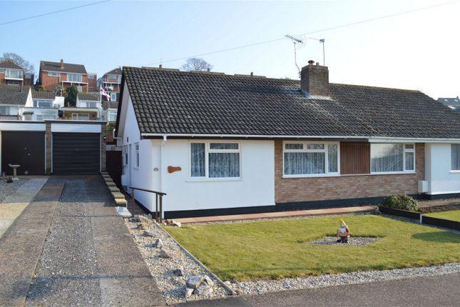 Chichester Close Exmouth Devon Ex8 3 Bedroom Semi