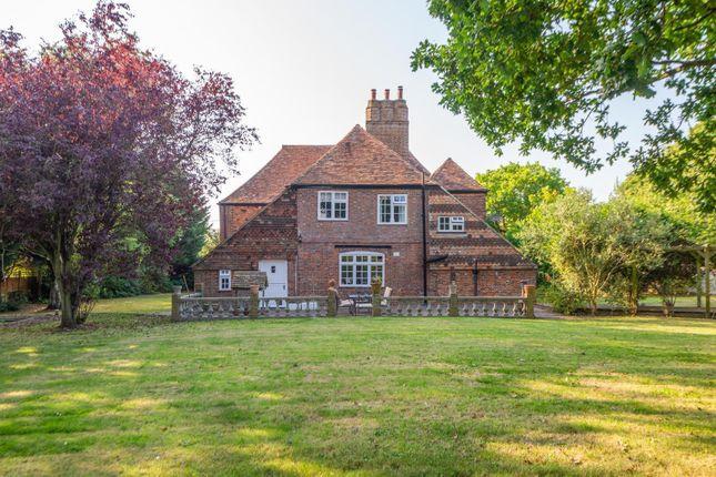 Thumbnail Detached house for sale in Bower Road, Mersham, Nr Ashford