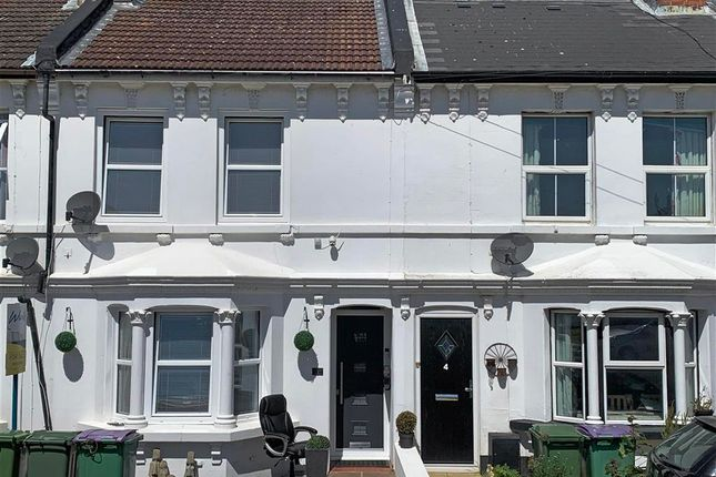 3 bed terraced house for sale in Mountfield Road, New Romney, Kent TN28
