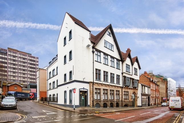 Thumbnail Flat for sale in Castle Gate, Nottingham