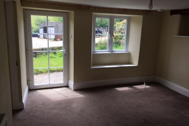 Living Room of Park Lane, Filleigh EX32