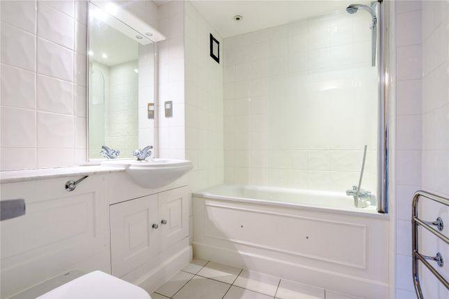 Bathroom of Ivory House, East Smithfield, London E1W