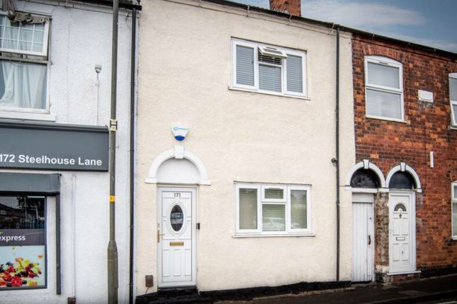 Terraced house for sale in Caledonia Road, Parkfields, Wolverhampton