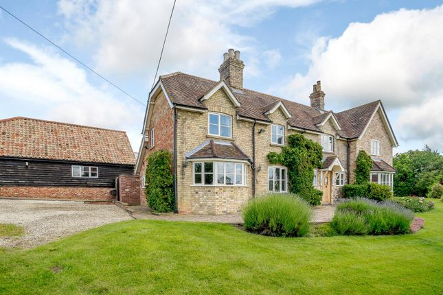 Thumbnail Detached house for sale in Little Staughton Road, Pertenhall, Bedfordshire