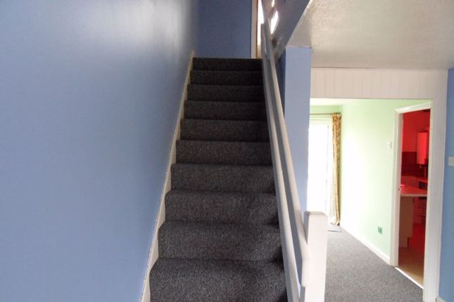 Staircase of Ranworth Walk, Bedford MK40