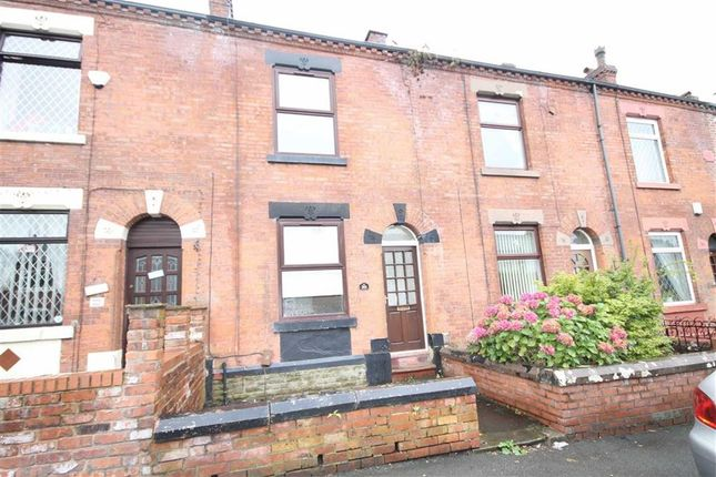 Thumbnail Terraced house to rent in Dewsnap Lane, Dukinfield