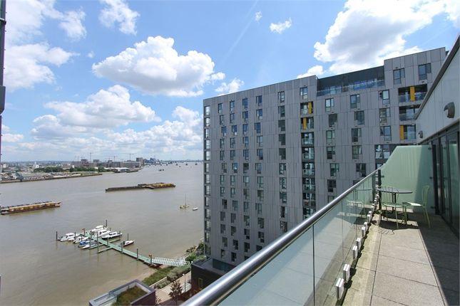 Thumbnail Flat to rent in 25 Barge Walk, Platinum Riverside, London